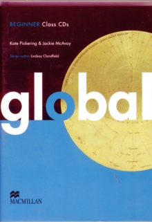 Global Beginner Class Audio CD, CD-Audio Book