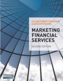Marketing Financial Services, Paperback / softback Book