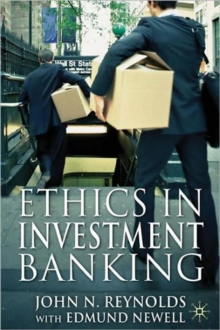 Ethics in Investment Banking, Hardback Book