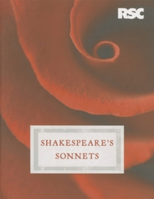 Shakespeare's Sonnets, Paperback Book