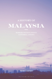 A History of Malaysia, Paperback / softback Book