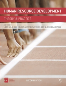 Human Resource Development : Theory and Practice, Paperback Book