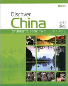 Discover China Student Book Two, Mixed media product Book