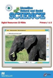 Macmillan Natural and Social Science Level 1 & 2 Digital Resources Pack, Mixed media product Book