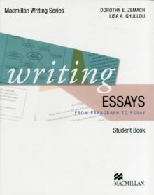 Writing Essays - Paragraph to Essay, Paperback Book