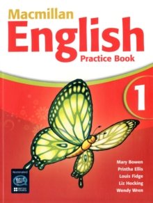 Macmillan English 1 Practice Book with CD-ROM, Mixed media product Book