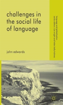 Challenges in the Social Life of Language, Hardback Book