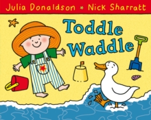 Toddle Waddle, Paperback Book