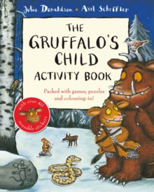 The Gruffalo's Child Activity Book, Paperback Book