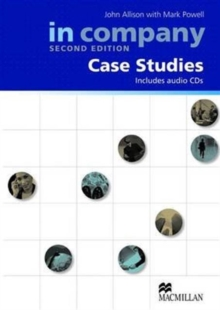 In Company 2nd Edition Cases Pack 2nd Edition, Mixed media product Book