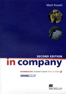 In Company Intermediate Student Book + CDR Pack, Mixed media product Book