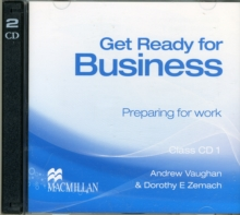 Get Ready for Business 1 Audio CD, CD-Audio Book