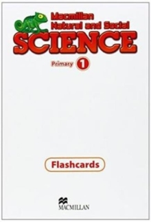 Macmillan Natural and Social Science 1 Flashcards, Cards Book