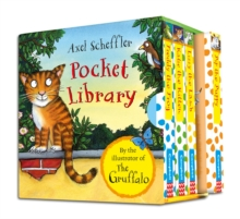Axel Scheffler Pocket Library, Mixed media product Book
