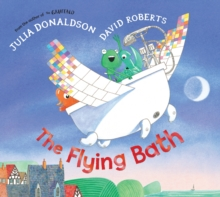 The Flying Bath, Hardback Book