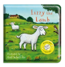 Lizzy the Lamb Bath Book, Bath book Book