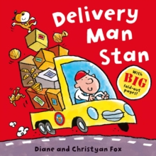 Delivery Man Stan, Paperback Book
