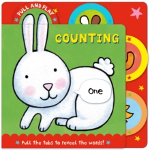 PULL AND PLAY Counting, Board book Book