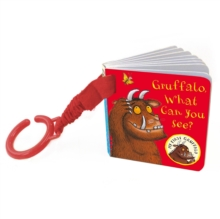 My First Gruffalo: Gruffalo, What Can You See? Buggy Book, Board book Book