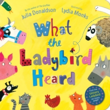 What The Ladybird Heard, Board book Book