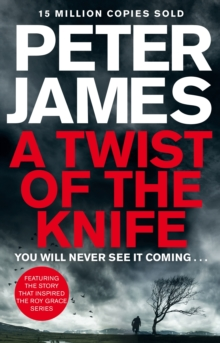 A Twist of the Knife, Hardback Book