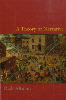 A Theory of Narrative, Paperback / softback Book
