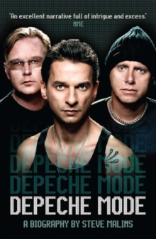 Depeche Mode, Hardback Book