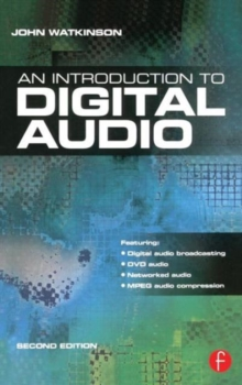 Introduction to Digital Audio, Paperback Book