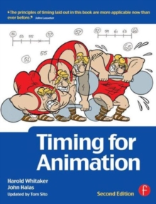 Timing for Animation, Paperback Book