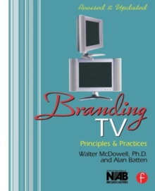 Branding TV : Principles and Practices, Paperback / softback Book