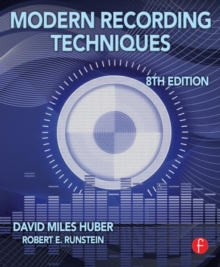 Modern Recording Techniques, Paperback Book