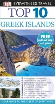 Top 10 Greek Islands, Paperback Book