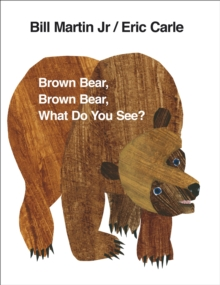 Brown Bear, Brown Bear, What Do You See?, Board book Book