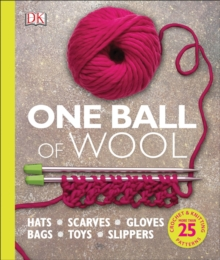 One Ball Of Wool, Hardback Book