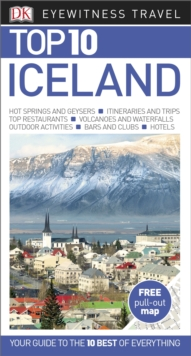 Top 10 Iceland, Paperback Book