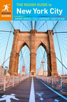 The Rough Guide to New York City, Paperback Book