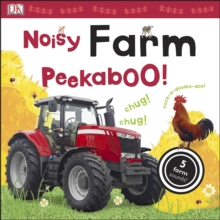 Noisy Farm Peekaboo!, Board book Book