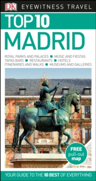 Top 10 Madrid, Paperback Book