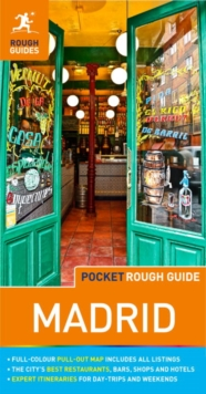 Pocket Rough Guide Madrid, Paperback Book