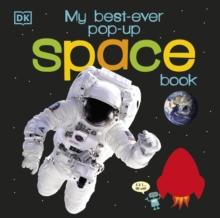 My Best-Ever Pop-Up Space Book, Board book Book