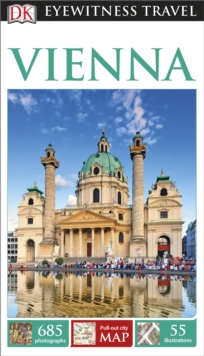 DK Eyewitness Travel Guide Vienna, Paperback Book