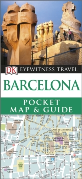 Barcelona Pocket Map and Guide, Paperback Book