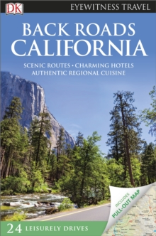 Back Roads California, Paperback Book