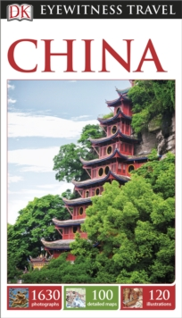 DK Eyewitness Travel Guide China, Paperback Book