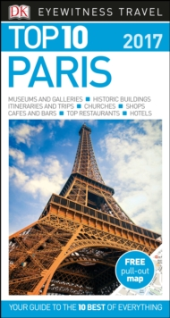 Top 10 Paris, Paperback Book