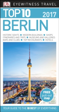 Top 10 Berlin, Paperback Book