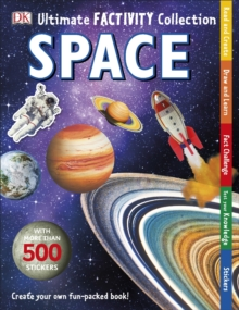 Ultimate Factivity Collection Space, Paperback Book