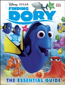 Disney Pixar Finding Dory Essential Guide, Hardback Book