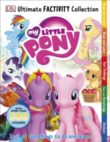 My Little Pony Ultimate Factivity Collection, Paperback Book