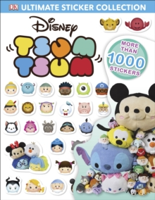 Disney Tsum Tsum Ultimate Sticker Collection, Paperback Book